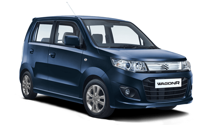 Maruti Suzuki Wagonr With Auto Gear Shift Technology