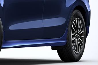 Maruti Genuine Accessories - Car body graphics for altomaruti dzire exteriorsinteriors genuine accessories