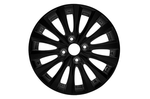 Alloy Wheel Black 38.10 cm (15) | Ciaz