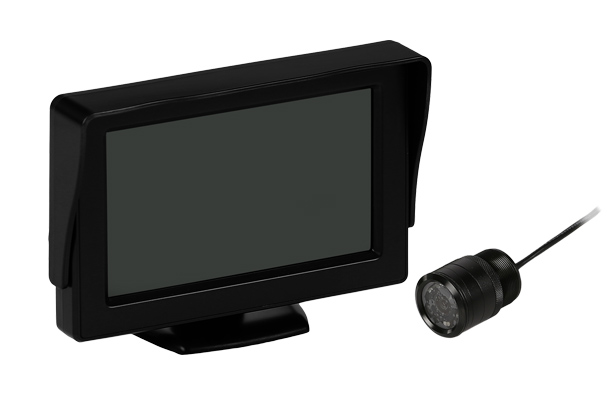 Rear Parking Assistance System - Camera & Display | Alto