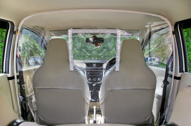 Car Divider Partition | S Presso