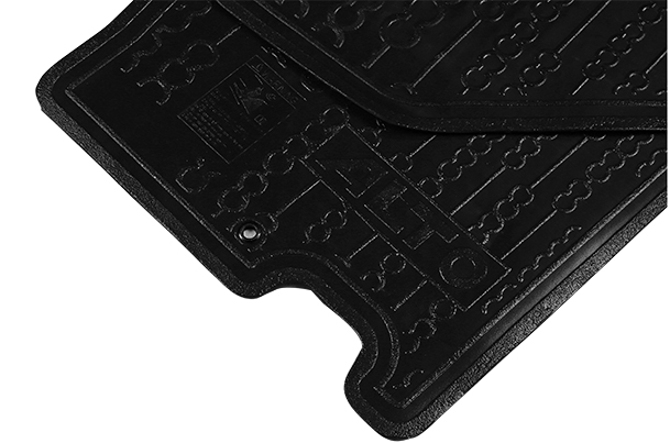 PVC Mat - Full Floor (Black) | Alto