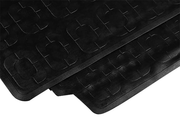 PVC Mat (Black) | Old Wagon R