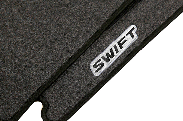 Carpet Mat (Black) | Old Swift