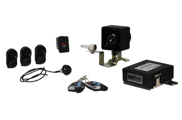 Security System - With Shock Sensor | Eeco