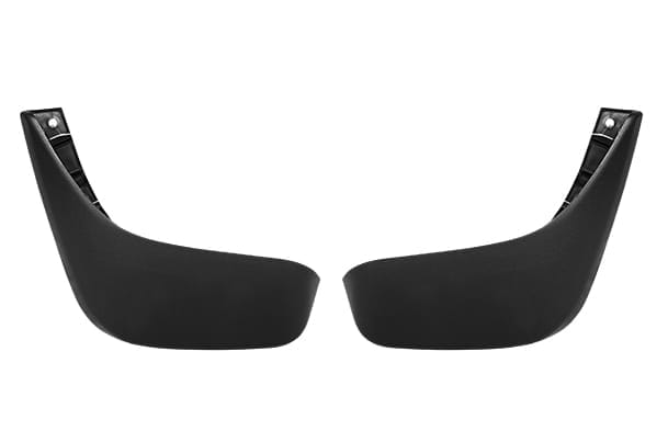 Mud Flap Set - Rear (Black) | S-Presso