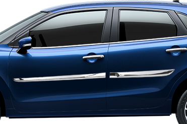Body Side Moulding (Chrome) | Baleno