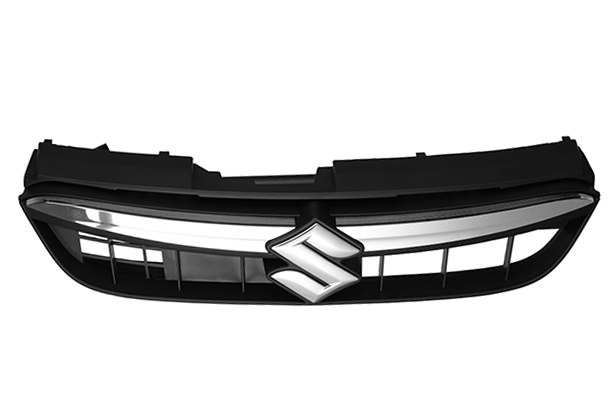 Front Grille Garnish (Chrome) | Alto K10