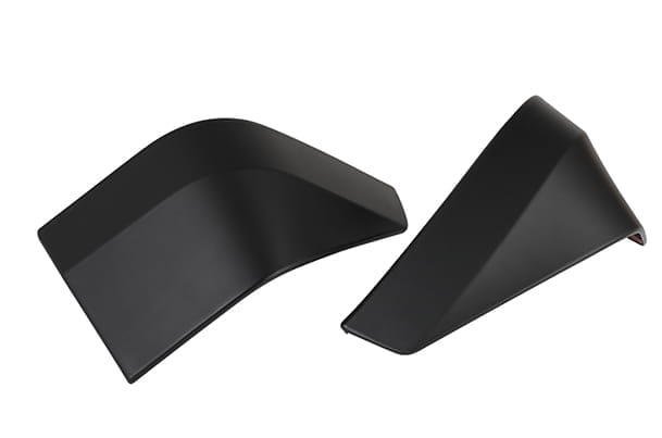 Mudflap Set - Rear (Black) | Vitara Brezza