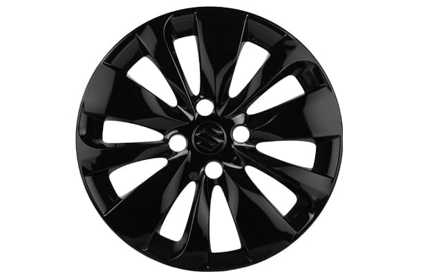 Wheel Cover (Black) | Baleno