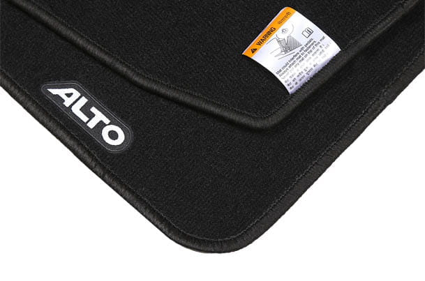 Carpet Mat (Black) | Alto