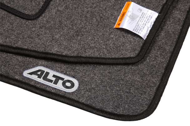 Carpet Mat (Grey) | Alto