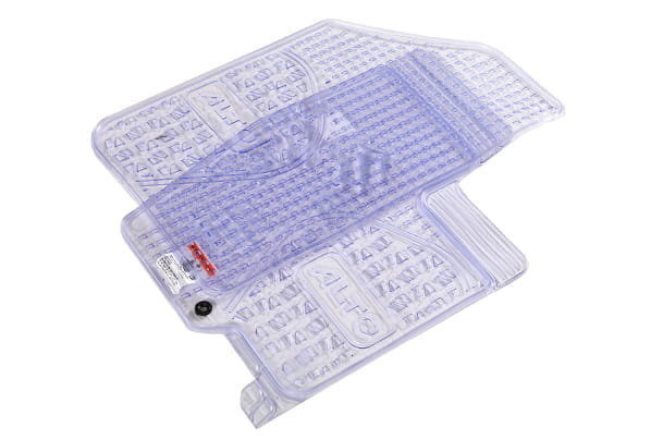Transparent Mat | Alto
