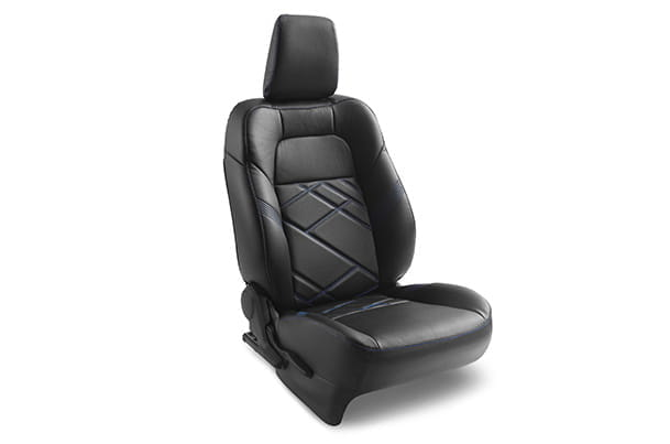 Seat Cover - Daring Drift Finish (PU) | Swift (L Variant)