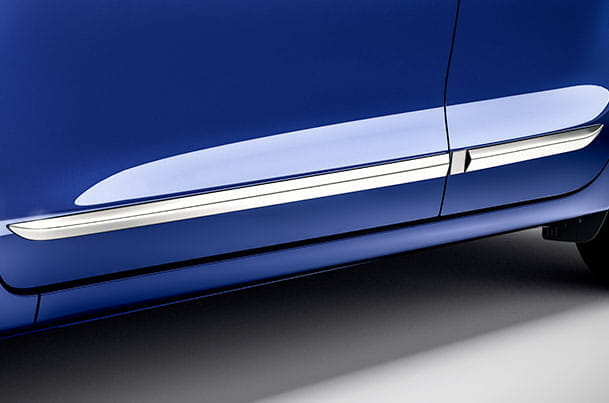Body Side Moulding - Full Chrome | Dzire