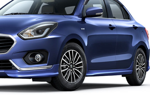 Exterior Styling Kit (Oxford Blue) | Dzire