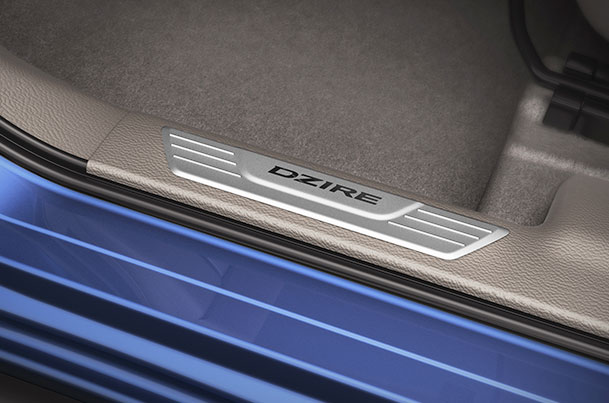 Door Sill Guard | Dzire