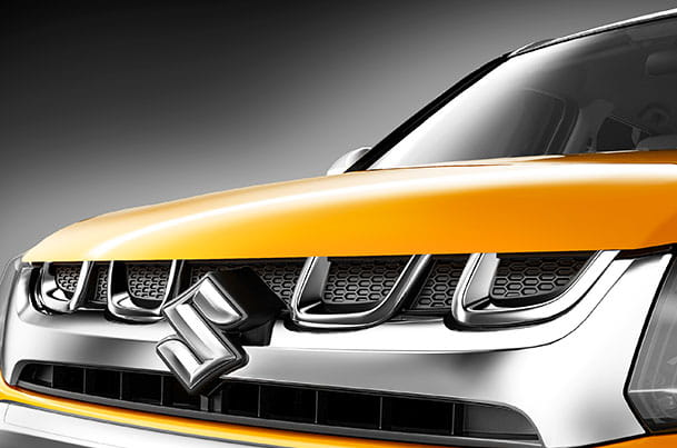 Front Grille Garnish | Vitara Brezza
