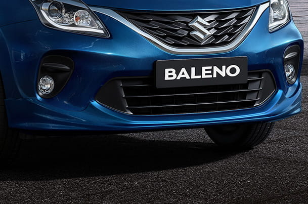 Under Body Spoiler - Front (Primered) | Baleno