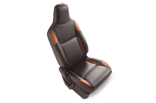 Seat Cover - Tan Highlight (PU) | Wagon R (L Variant)