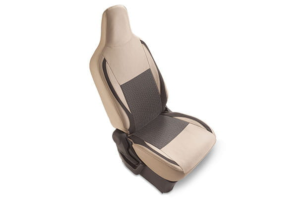 Seat Cover - Greige Box Highlight (Fabric) | Wagon R (L Variant)