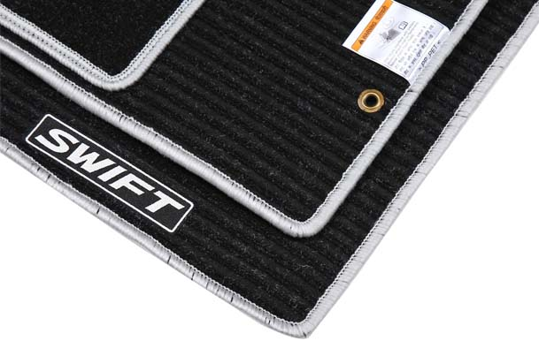 Carpet Mat (Black) | Swift