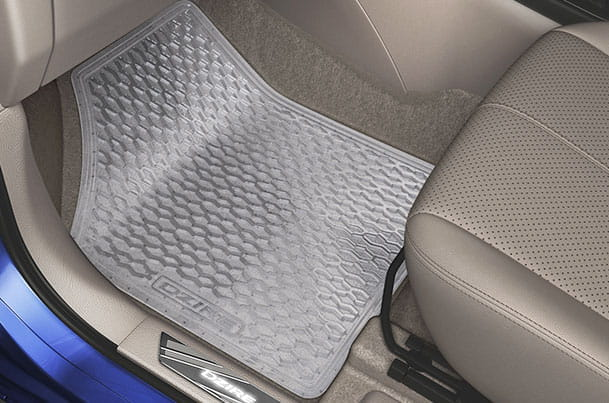 Transparent Mat | Dzire