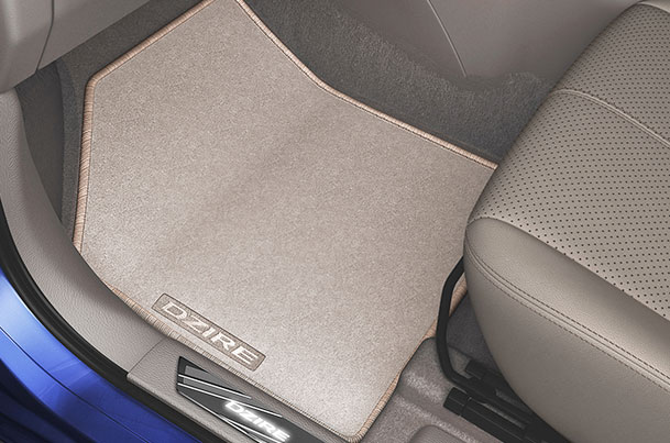 Carpet Mat (Black) | Dzire