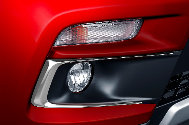 Fog Lamp Garnish (Chrome) | Vitara Brezza