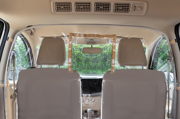 Car Divider Partition | S-Cross