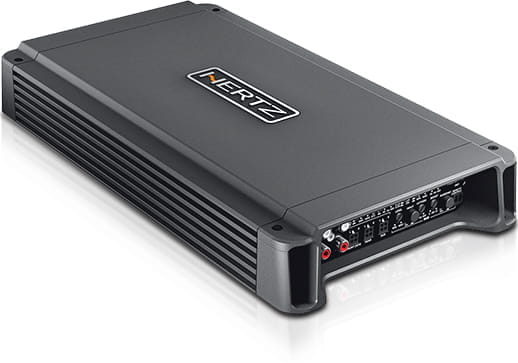 Car Amplifier - 5 Channel 1500 W All | Hertz