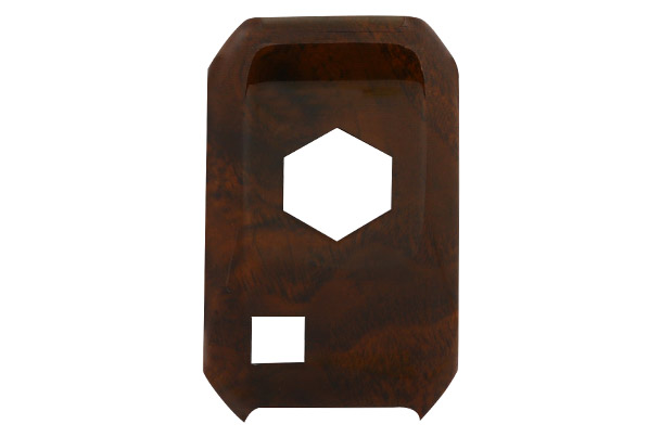 Key Cover - Rectangle Smart Key (Wooden)