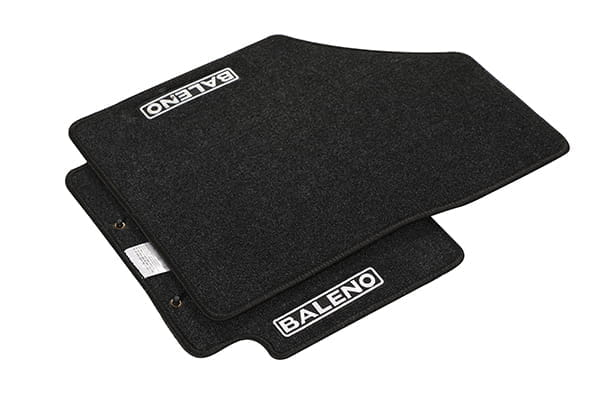 Carpet Mat (Black) | Baleno