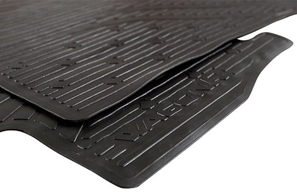 PVC Mat (Black) | Wagon R