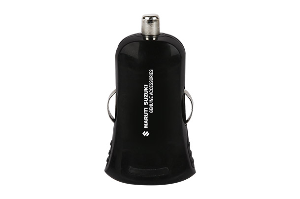 Car Charger - Fast 1 port (Black)