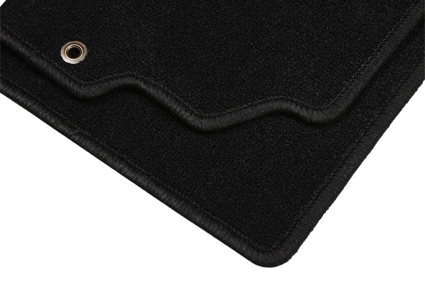 Premium Carpet Mat (Black) | Celerio