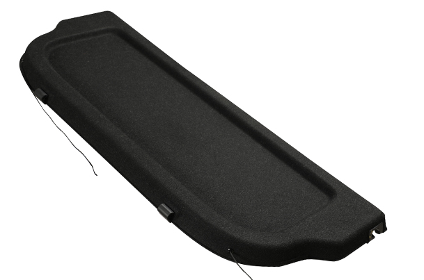 Rear Parcel Tray (Black) | Ignis