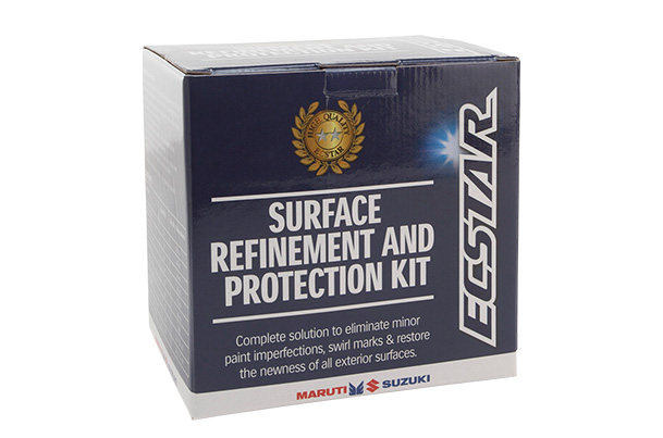 Ecstar Surface Refinement Protection