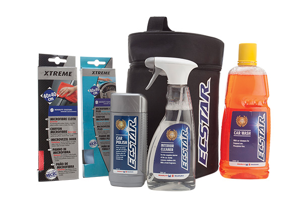 Ecstar Car Care Kit (Premium)
