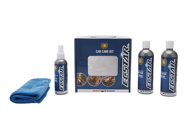 Ecstar Car Care Kit Super Saver
