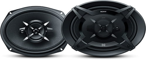 Speakers - Co-Axial 6 x 9 ; 270 W 3-Way | Sony