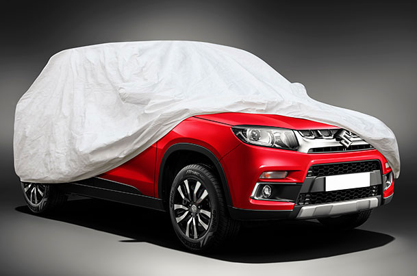 Car Body Cover (Matte) Vitara Brezza