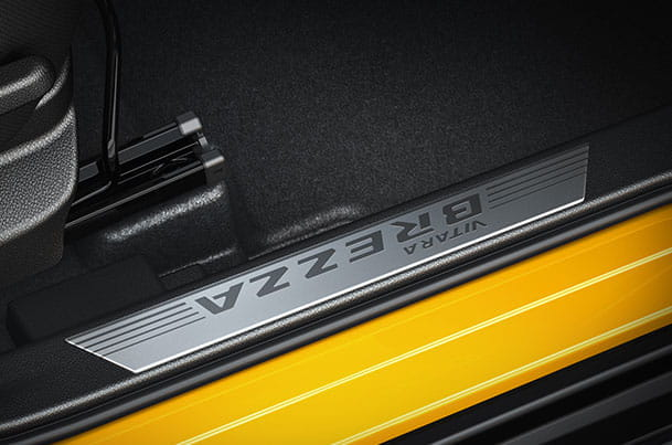 Door Sill Guard | Vitara Brezza