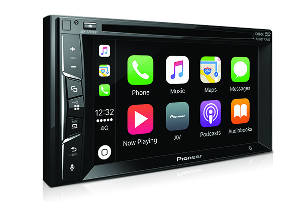 Multimedia Stereo - DVD/BT 15.74 cm (6.2) | Pioneer
