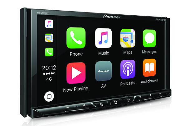 Multimedia Stereo - DVD/BT 17.78 cm (7) | Pioneer